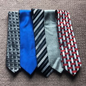 Other - Silk ties